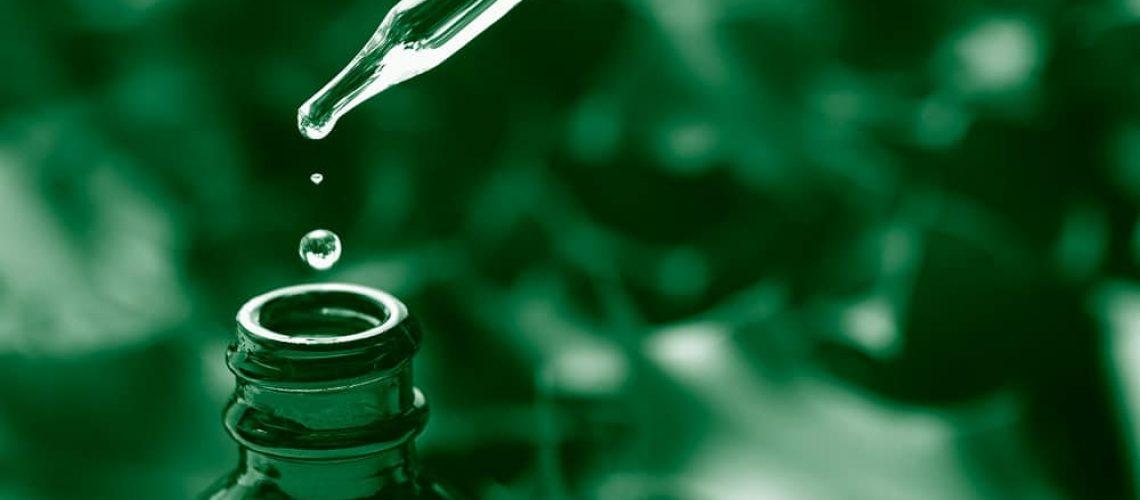 CBD olja dosering